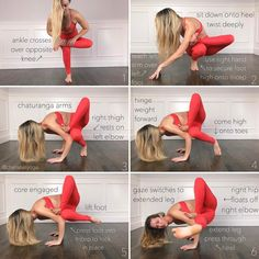 Yoga poses offer numerous benefits to anyone who performs them. There are basic yoga poses and more advanced yoga poses. Here are four advanced yoga poses to get you moving. Diy Yoga Mat, Yoga Bewegungen, Yoga Moves, Yoga Exercises, Cardio Yoga, Yoga Bag, Yoga Inversions, Yoga Fitness, Sport Fitness