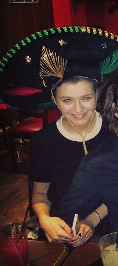 Eleanor Calder (friend's instagram)