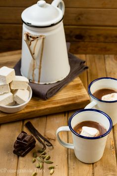 how to use cardamom in hot chocolate - Google Search