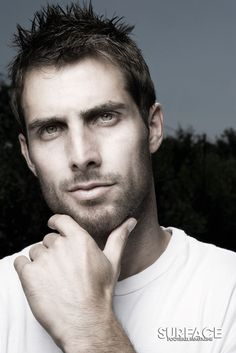 Carlos Bocanegra. He's a soccer player, apparently... so why haven't I discovered him before?? We got any that look like him in the Premier League...?