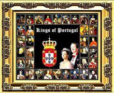 Imagens de Portugal - Reis de Portugal