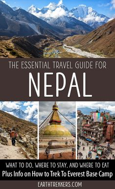 Nepal Travel Guide: