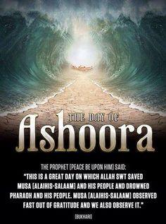 The Day Of Ashoora. #Hadith