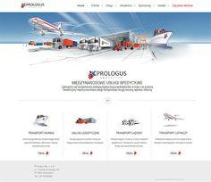 Prologus- projekt k wykonanie stron internetowej www.prologus.pl