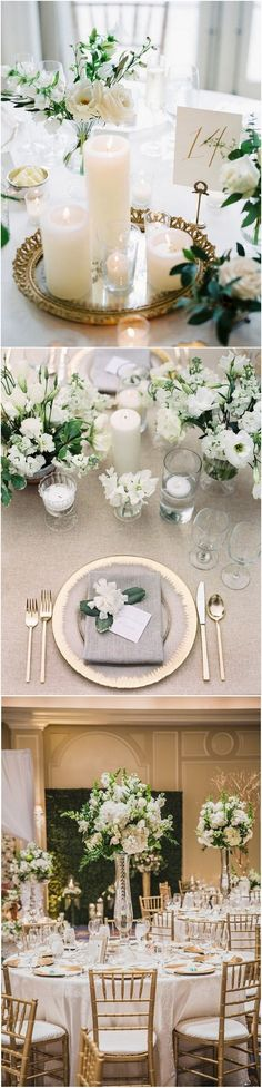 Elegant wedding centerpiece ideas for 2018 #weddingideas #weddingdecor #weddingcenterpieces #weddingreception