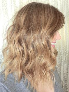 Oh this is pretty. Maybe for summer, if I punch up my highlights, I can go to the blonde side of bronde