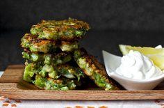 Broccoli Parmesan Fritters — Punchfork
