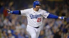 Adrian Gonzalez, Los Angeles Dodgers, 1B