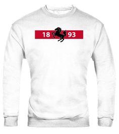 # Stuttgart Rössle mit furchtlos und treu .  Stuttgart Rössle mit furchtlos und treuAls Langarmshirt, T-Shirt, Kapuzen-Hoodie und Sweatshirt