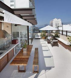 Cobertura Leblon / Arquiteto: Paola Ribeiro