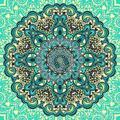 Mandala Coloring Books - The ZENest of the Coloring Books — ZENCILBOX