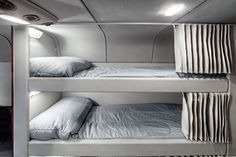Baby look what they do these now! MERCEDES SPRINTER VAN 3500 WITH BUNKS - Custom Built Sprinter VansCustom Built Sprinter Vans