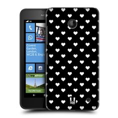 Head Case Designs Hearts Black and White Pattern Protective Snap-on Hard Back Case Cover for Nokia Lumia 630 Dual SIM 630 635 Head Case Designs http://www.amazon.ca/dp/B00M9U1TK4/ref=cm_sw_r_pi_dp_qXtDub1KSMZPP