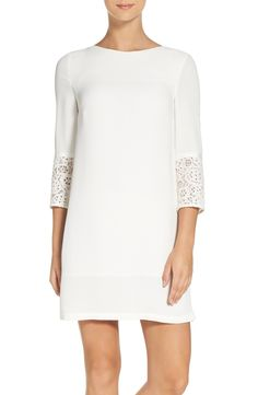 French Connection Ensor Crepe Sheath Dress available at #Nordstrom