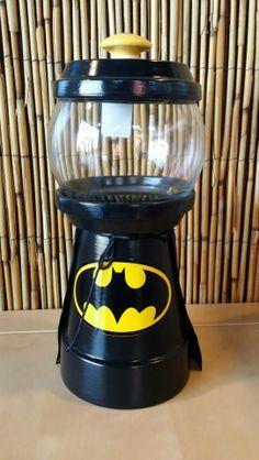 batman gumball machine