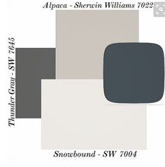 Alpaca paint color SW 7022 by Sherwin-Williams. View interior and exterior paint… Alpaca paint color SW 7022 by Sherwin-Williams. View interior and exterior paint colors and color palettes. Get design inspiration for painting projects. Exterior Paint Colors For House, Interior Paint Colors, Paint Colors For Home, Paint Colours, Garage Paint Colors, Exterior Paint Schemes, Stucco House Colors, Outdoor Paint Colors, Exterior Paint Color Combinations