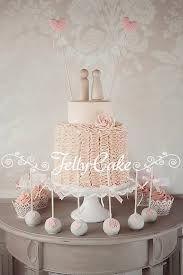 buttercream ruffle cake - Google Search