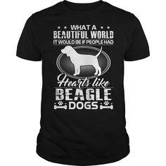 Hearts Like Beagle Dogs