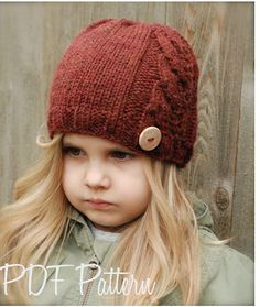 Ravelry: Leighton Cloche' pattern by Heidi May Learn To Crochet, Knit Crochet, Crochet Hats, Knitting Projects, Knitting Patterns, Crochet Patterns, Heidi May, Newborn Knit Hat, Velvet Acorn