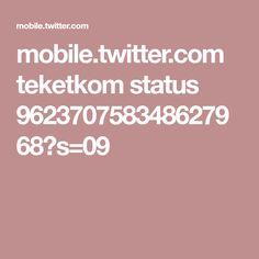 mobile.twitter.com teketkom status 962370758348627968?s=09