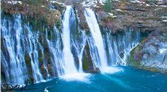 Burney Falls, CA. Love visiting the true Norcal. :)