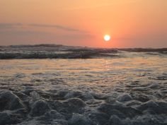 Sunrise! New Smyrna Beach, FL
