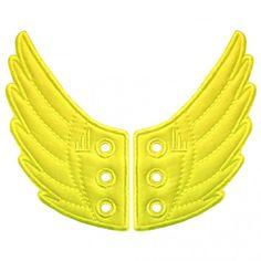 Shwings neon gelb