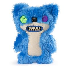 920ec9f0dfd058 Amazon.com: Spin Master Fuggler Funny Ugly Monster Deluxe Stuffed Animal  Medium 9