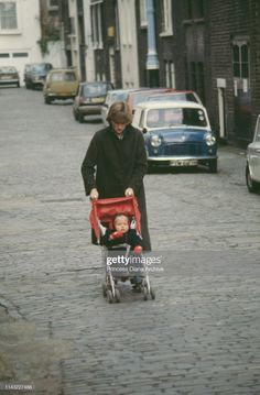 Lady Diana Spencer takes her young charge Patrick Robinson for his daily outing in Eaton Square, during her time as a nanny, London, UK, November Princess Photo, Princess Sofia, Prince And Princess, Princess Of Wales, Princess Diana Fashion, Princess Diana Family, Princess Diana Pictures, Spencer Family, Lady Diana Spencer