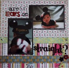 Are my Ears on Straight? - Scrapbook.com