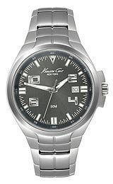 Kenneth Cole New York Bracelet Black Dial Men's watch #KC9072 Kenneth Cole. $54.95. Calendar:Date. Band length:mens-standard. Water resistant depth:30. Case & band material:stainless-steel. Band Color:silver & Dial color:black