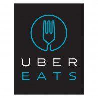 Logo of Uber Eats