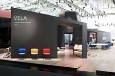 Tecno – Stand Orgatec | Architetti associati Migliore + Servetto Milano – exhibition, interior design, grafica e architettura
