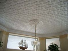 decorative ceiling tiles, inc. store - diamond wreath - styrofoam