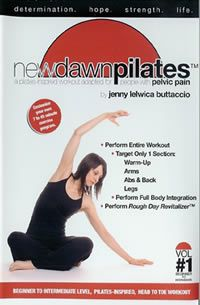 New Dawn Pilates For People With Pelvic Pain - Interstitial Cystitis Network Mail Order Division