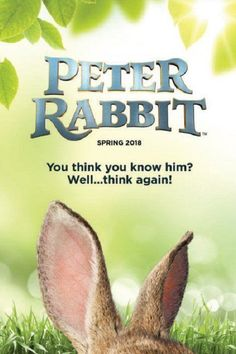 Watch Peter Rabbit Full-Movie