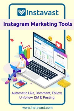 #Instagram_Marketing Made Easy! Automate your IG account and get more real followers effortlessly!  #InstagramBot #SocialMediaMarketing Get Real Instagram Followers, How To Get Followers, Get More Followers, Social Media Marketing, Make It Simple, Tools, Easy, Instruments