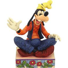 Disney+Traditions+Goofy+Mini+Jim+Shore+Figure