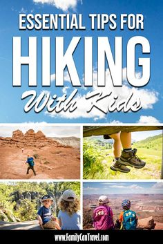 Want to get the whole family out hiking? Here are our best tips for getting kids hiking. We include everything from tips on starting out hiking with kids to the best hiking gear for kids and even some tips on winter hiking with kids. Baby Hiking, Hiking With Kids, Travel With Kids, Family Travel, Rv Travel, Outdoor Travel, Travel Tips, Best Hiking Gear, Hiking Tips