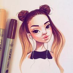 Cute Art by Lera Kiryakova