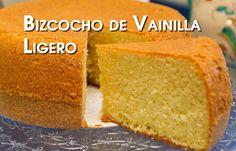 Bizcocho de Vainilla Ligero Especial Tartas y Cupcakes Muy Facil Sweet Recipes, Cake Recipes, Broccoli Recipes, Deli, Casserole Recipes, Cornbread, Cupcakes, Food And Drink, Favorite Recipes