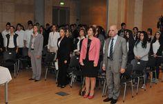"""2ο Παγκύπριο Μαθητικό Συνέδριο """"Pierre de Coubertin"""" «Ολυμπισμός και Κοινωνία»"""