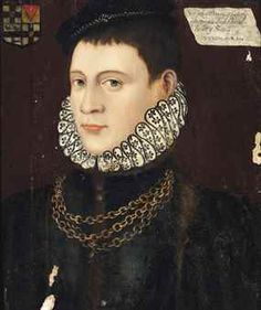 Portrait of a young man c. 1570, [incorrectly] identified as John Brydges, 1st Baron Chandos (1492–1557)