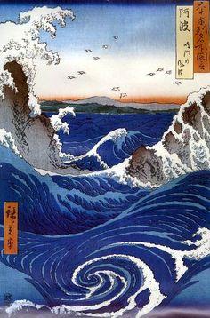 Utagawa Hiroshige (Japanese: 歌川 広重)