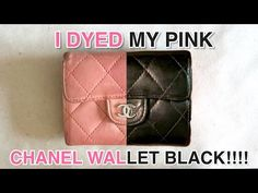 How to Paint Faux Leather. Artificial leather is a material that is commonly used for making upholstery, clothing, and accessories. It is typically made of plastic polymer, and it mimics the look and grain of real leather. Leather Purse Diy, Leather Dye, Diy Purse, Real Leather, Leather Purses, Leather Wallet, Black Leather, Chanel Wallet, Chanel Purse