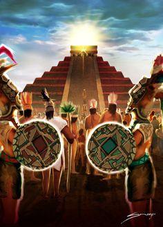 Chichen Itza Late el corazón maya protegido por pirámides de piedra fría e incorruptible. Por Snoop.