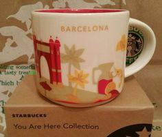 NEU mit Sticker in OVP-Box! Starbucks Coffee Mug/Tasse/Becher WASHINGTON yah