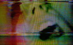 VHS analog Trent Reznor Atticus Ross glitch glitch art artist on tumblr rob sheridan how to destroy angels mariqueen maandig bands on tumblr welcome oblivion