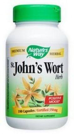 Is saint johns wort effective for depression?