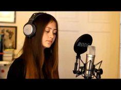 Titanium   David Guetta ft  Sia Cover By Jasmine Thompson ....a must listen....:)